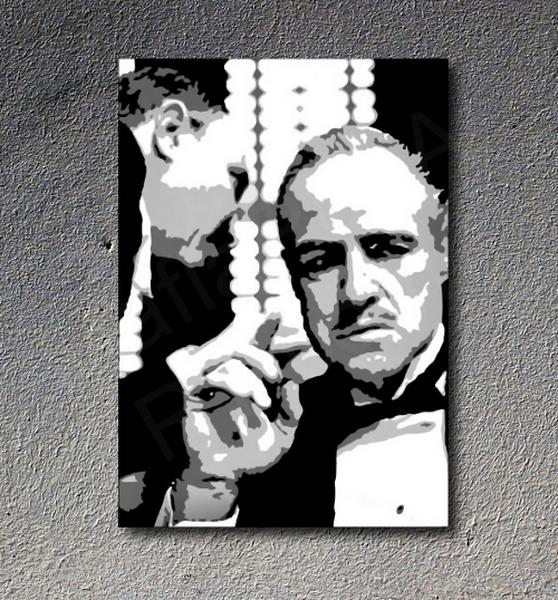 marlon brando godfather picture